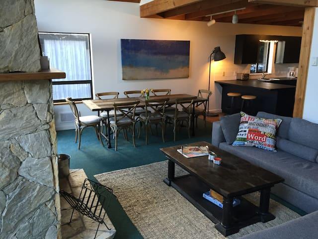 Whistler-Cozy View Cabin - Whistler - Rumah