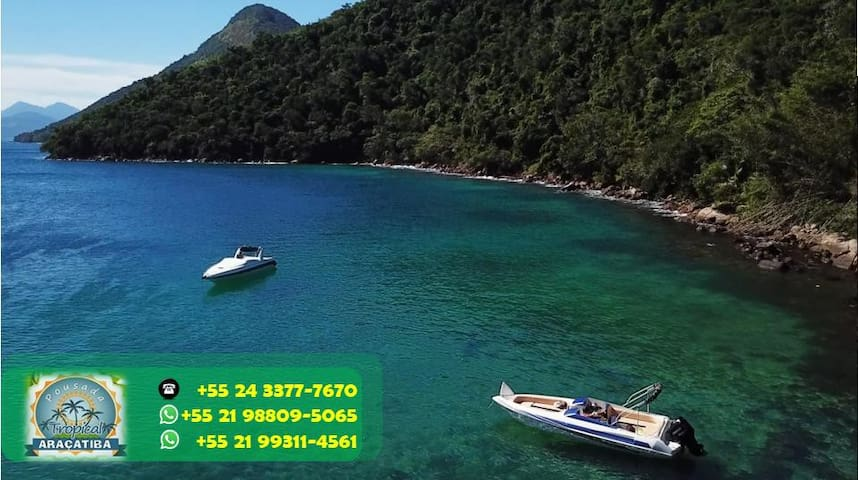 Pousada Tropical Araçatiba Suite Casal