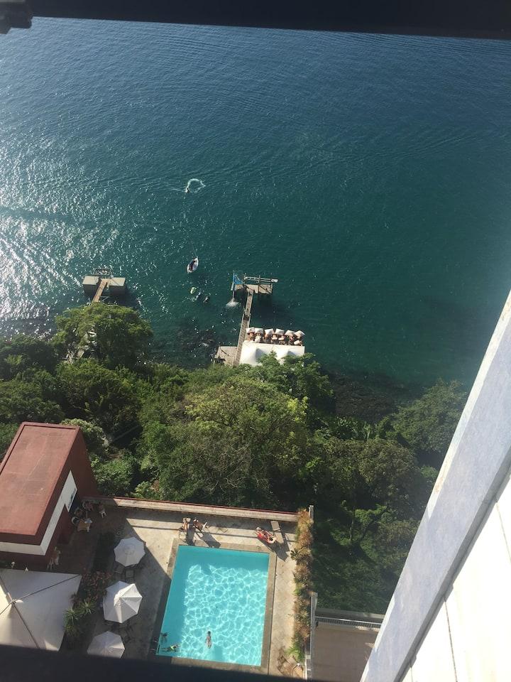 Apartamento em Salvador Vista Mar