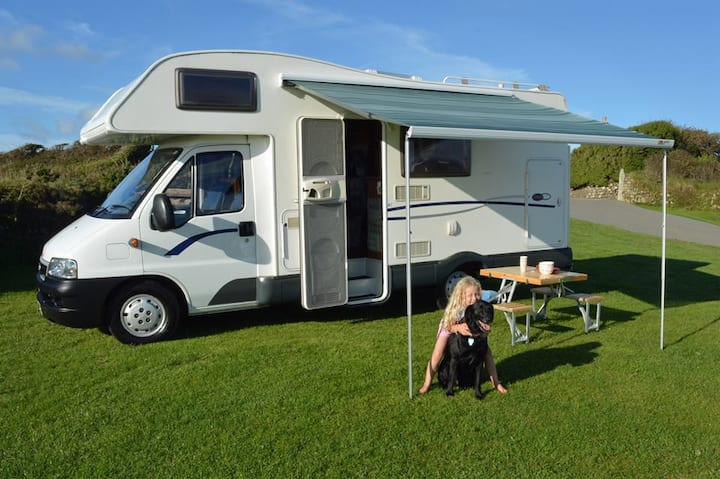 Freespirit Motorhome Hire Cornwall