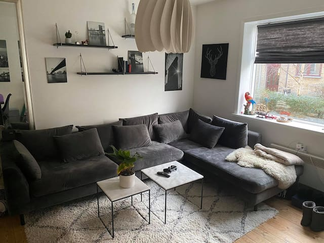 Cosy full Apartment in Gentofte close til CPH city