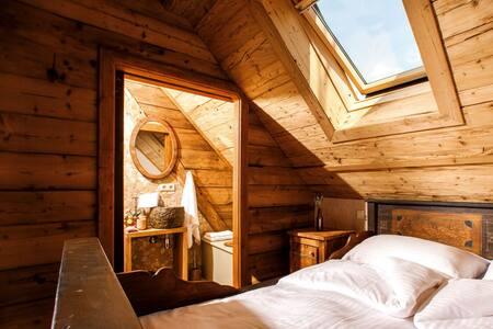Steirisch Ursprung - Heustadlzimmer - Brodingberg - Bed & Breakfast