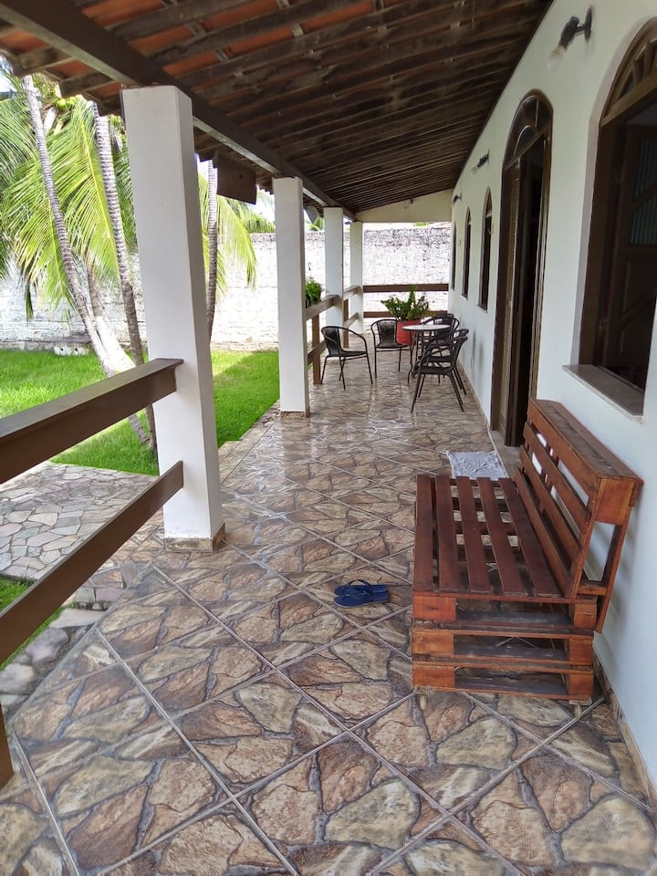 Casa praia de Jauá