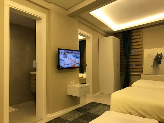 AT THE HEART OF THE CITY AT SAMSUN 2 BEDROOM FLAT