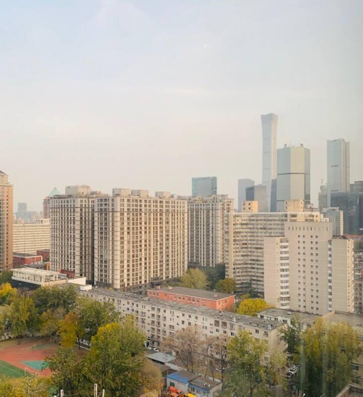 Your charming studio apartment in Beijing