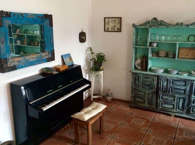 Casa de campo con alberca - Autlán  de Navarro  - Casa