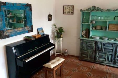 Casa de campo con alberca - Autlán  de Navarro  - 一軒家