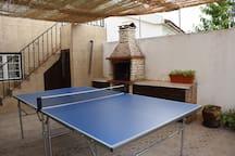 Mesa de ping-pong de exterior/Outdoor ping-pong table