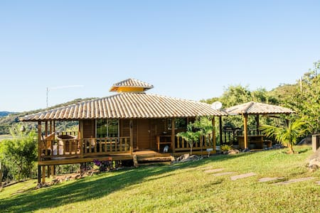 Casa dos Ipes-Unparalleled Privacy and Beauty! - Lapinha Da Serra