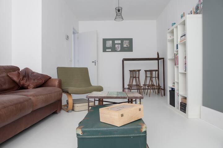 Spacious room near city center - รอตเตอร์ดัม - อพาร์ทเมนท์