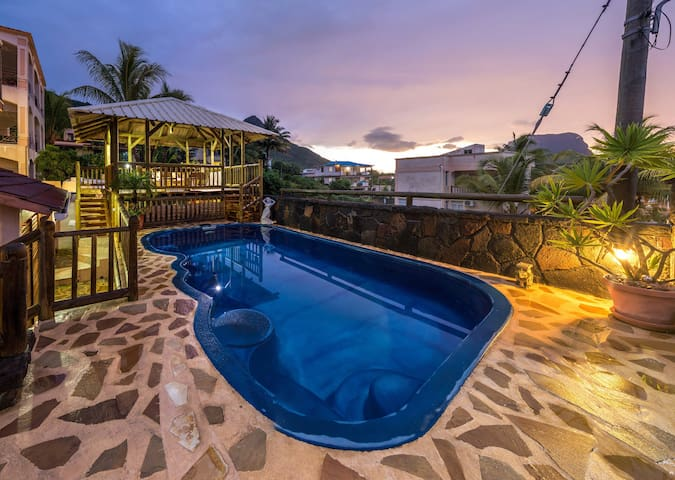 Sunset Villa 1 - La Gaulette - Flat