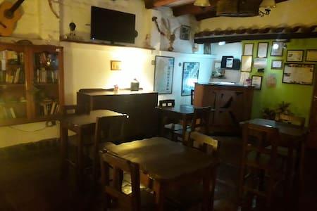 Rusty-k lugar Cafayateño
