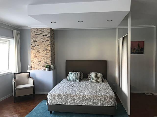 Antas terrace loft