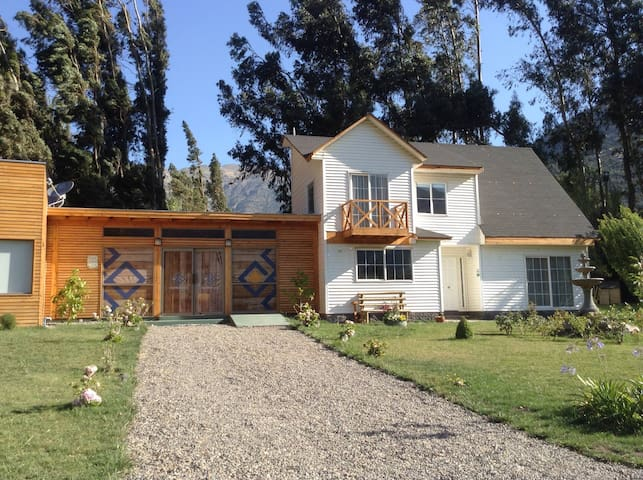 Hostal y Cabaña,El Manzano,San José de Maipo,Chile - San José de Maipo