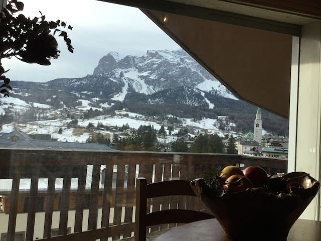 Gorgeous Cortina- Gorgeous Flat! - Cortina d'Ampezzo - Casa