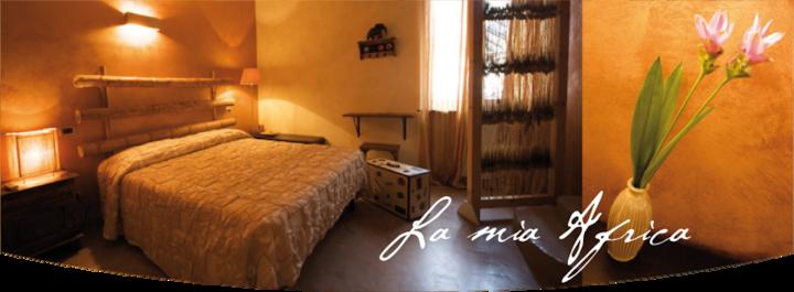 Stanza matrimoniale - La Mia Africa
