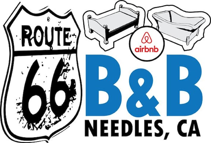 Route 66 B&B Private (1 bedroom) - Needles