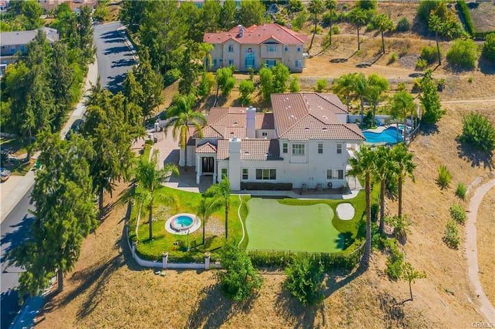 Diamond Spacious Luxury Vacation Home near Disney