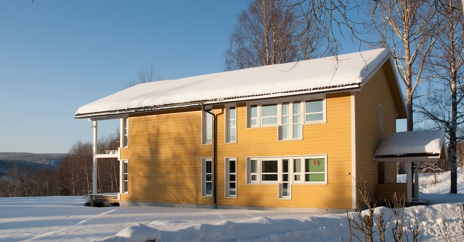 Villa på Andraa