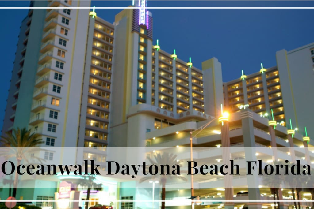 Wyndham Ocean Walk 1 Bedroom Apartments For Rent In Daytona Beach Florida United States