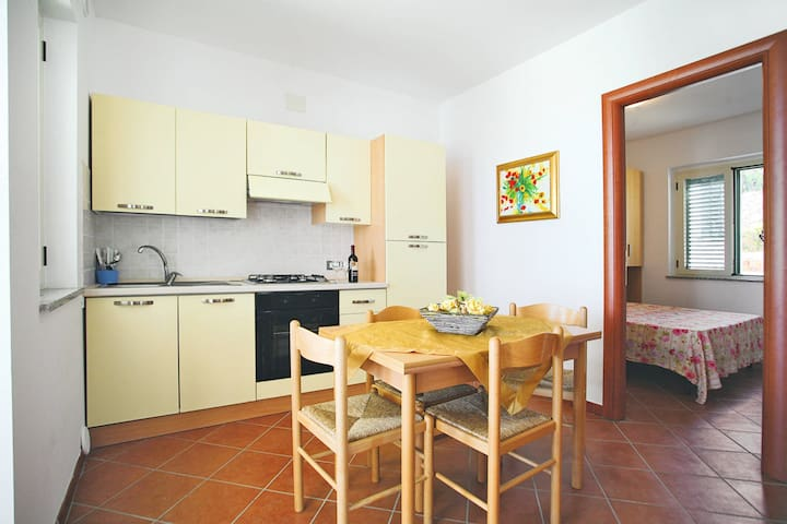 Apartment Villaggio Miramare for 8 persons