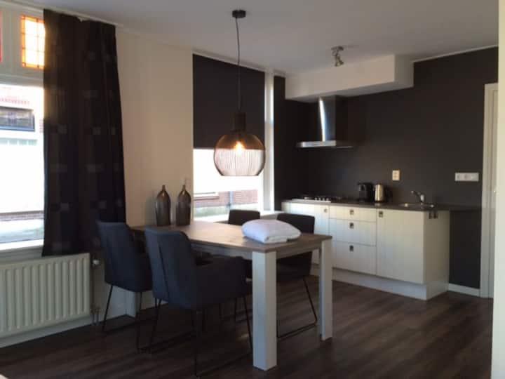 Sfeervol appartement 'De Alibi' in centrum Alkmaar