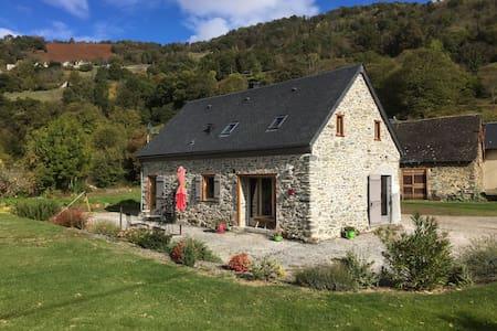 Maison pyrénéenne de vacances a la montagne - Beaucens