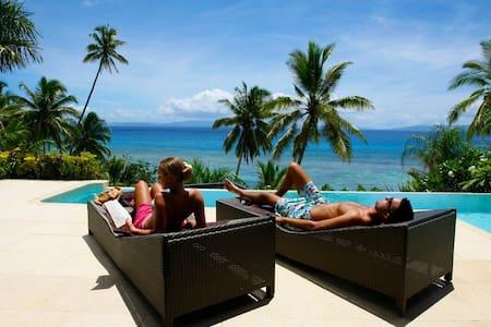 Taveuni Palms Resort - Horizon Spa Villa - Casa de camp