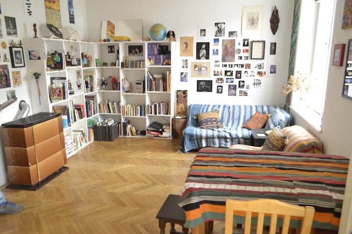 Nice Studio in the center of Vienna Old City. - Vienna - Departamento