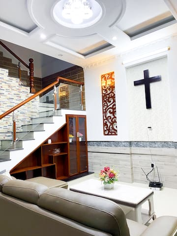 Brand New Luxury 3-Floor Home in heart of Can Tho