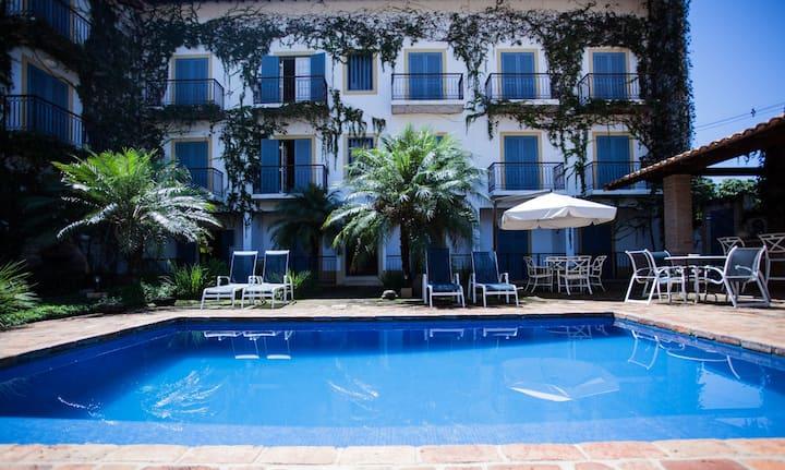 Apartamento charme - Vila Bueno Residence