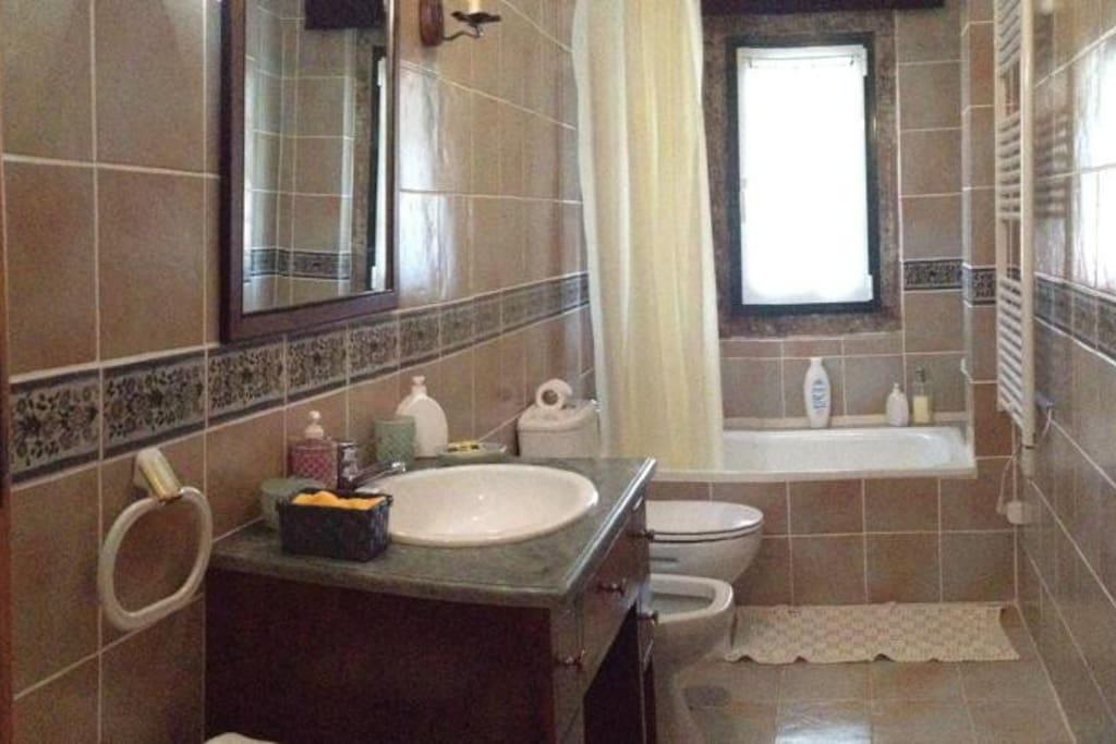 Casa de banho privada - Private bathroom