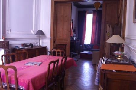 Maison spacieuse et lumineuse en centre ville - Valenciennes - Ház