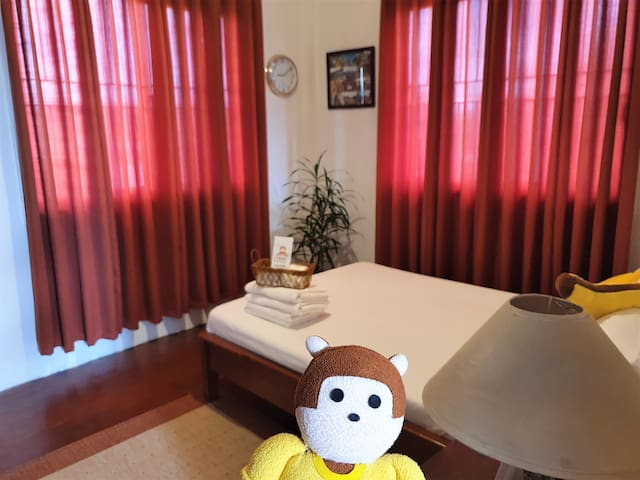 Central Homestay @ Bibi Mangki Guesthouse
