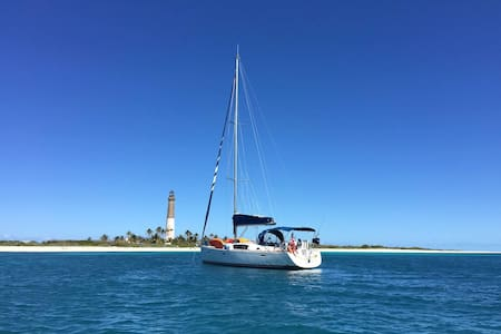 Sailing in Dry Tortugas National Park  Cabin #1 - Boat