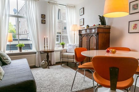 PRIVATE apartment in Canal House, Jordaan, Center