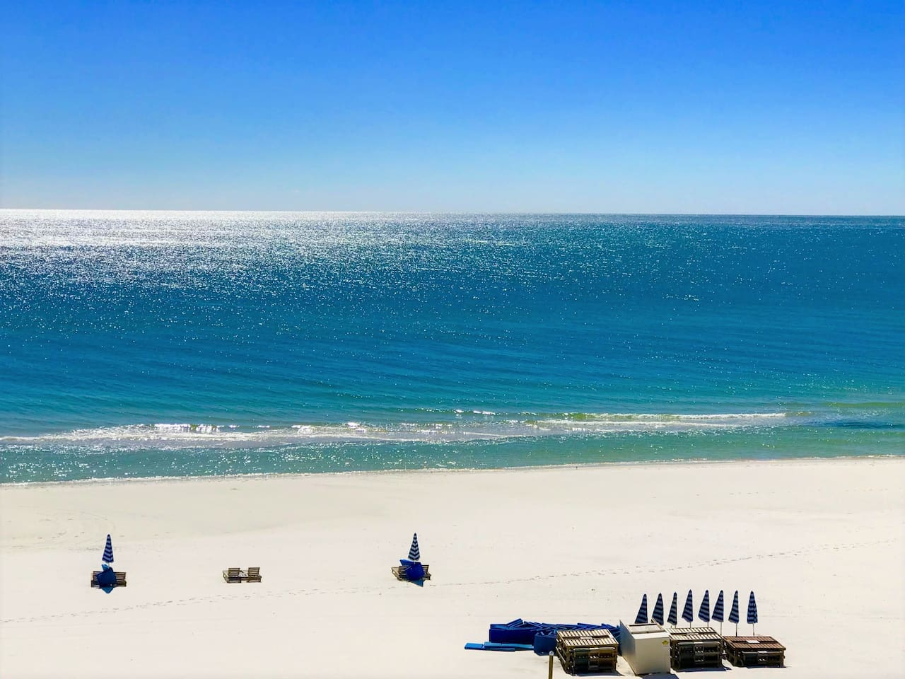 Beautiful Gulf Front Views from your Private Balcony, Unit 507, Amazing Beautiful Views