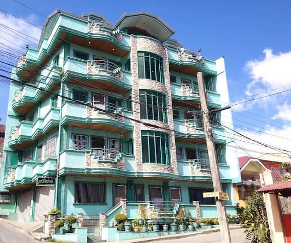 Large & Cozy 2BR Apartelle Unit - Baguio City - Apartament