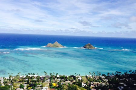 One bedroom in Kailua near beaches - Kailua - Ev