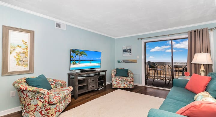 NMB G1 - 2br/2ba Beautiful Oceanfront Condo