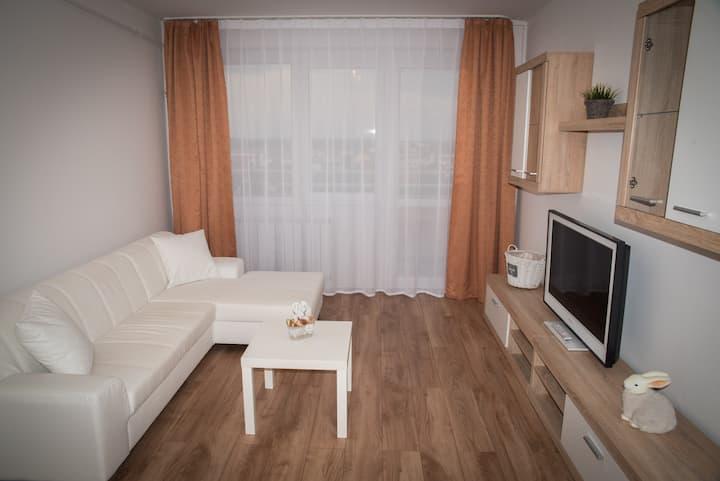 Anna apartman, Győr belvárosban