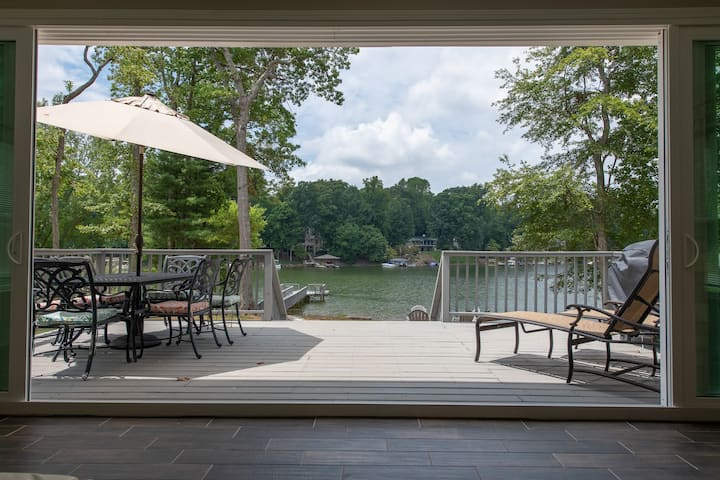 Amazing Lake Home!  Completely Remodeled in 2019!