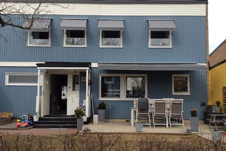 Nice house in Kälvesta / Vällingby