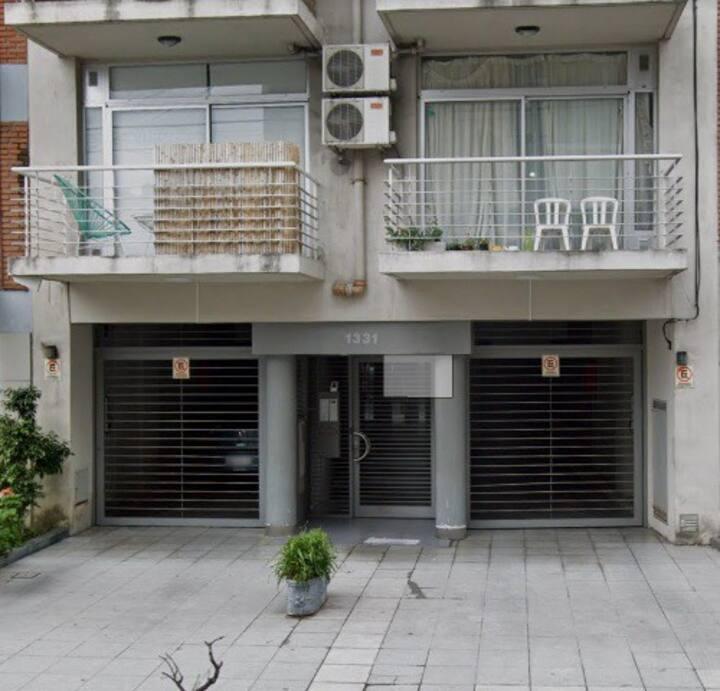 Departamento en torre residencial
