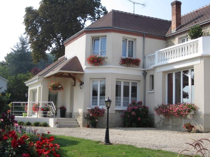 Chambre d'hôtes Entre terre et vignoble  Reims