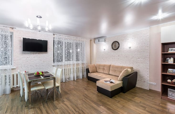 Уютная квартира - студия в центре города - Voronez - Apartment