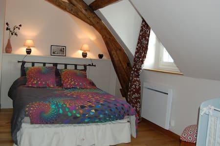Chambres entre Beauval et les châteaux de la Loire