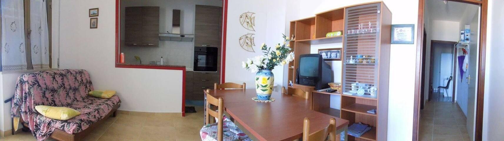 Appartamento sul mare - Marina di Strongoli