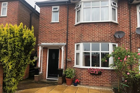 3 bed house in the heart of Luton