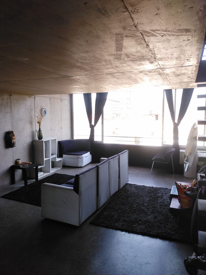 Amplio Loft Bellavista
